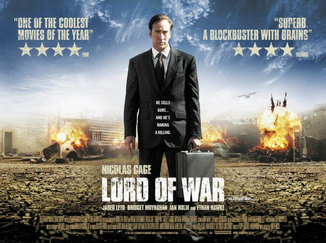 Lord of War, Andrew Niccol