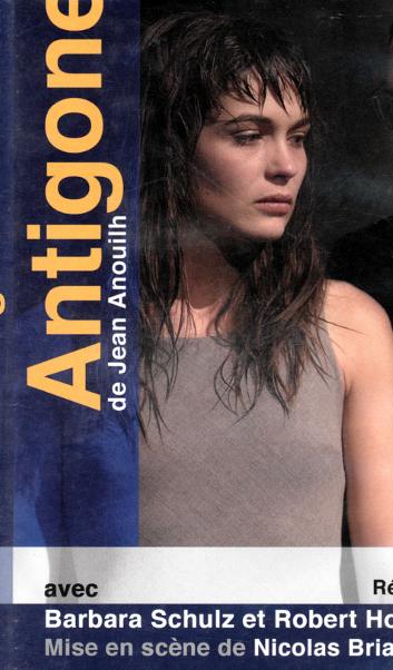 Antigone, mise en scène de Nicolas Briançon