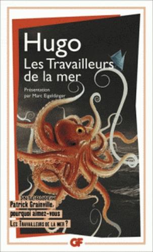 Les travailleurs de la mer, Victor Hugo