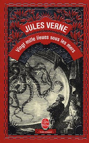 Vingt mille lieues sous les mers, Jules Verne