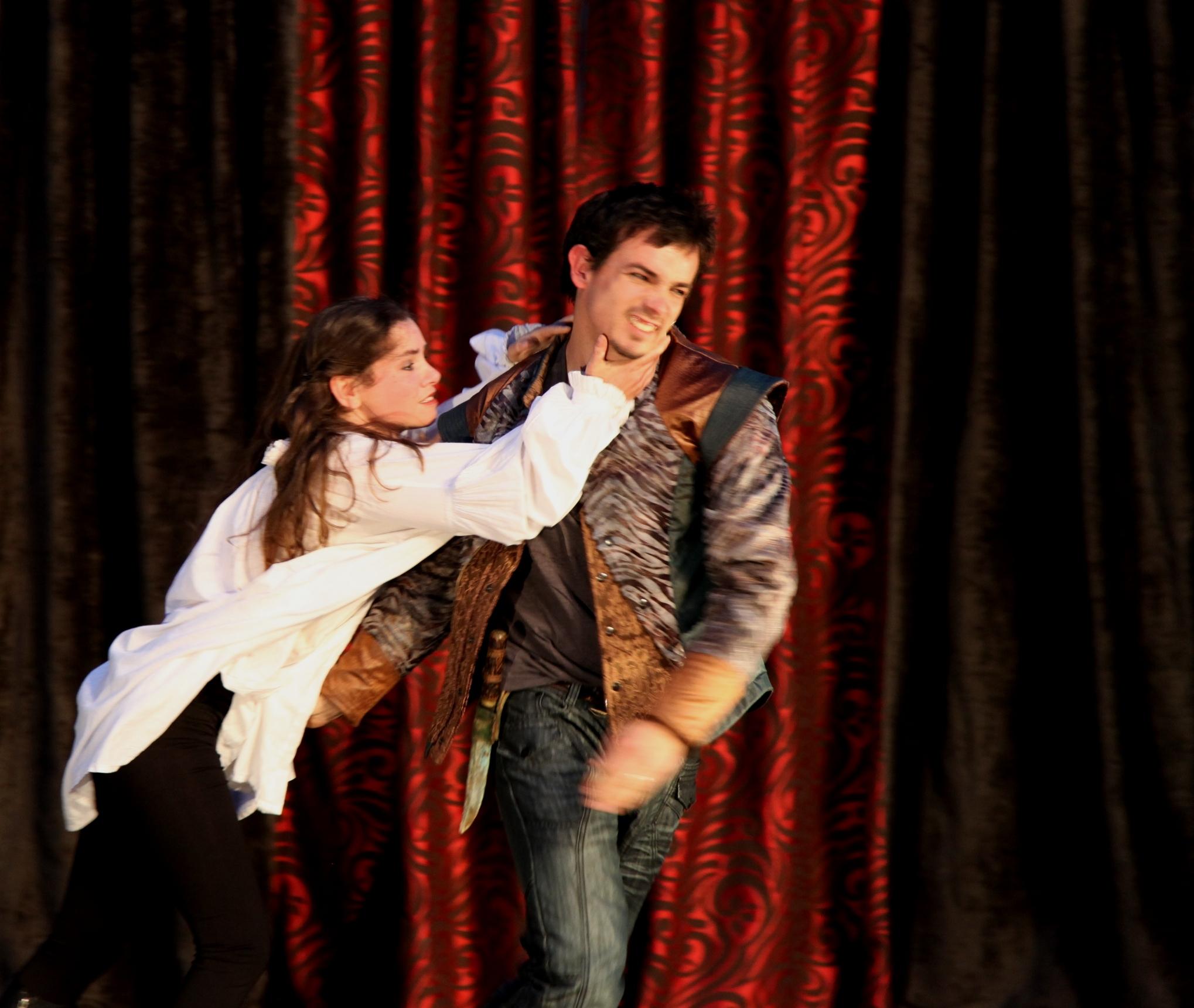 Roméo et Juliette, Compagnie dell improvviso
