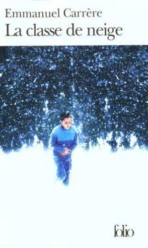 La classe de neige, Emmanuel Carrère