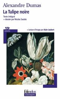 La Tulipe noire, Alexandre Dumas
