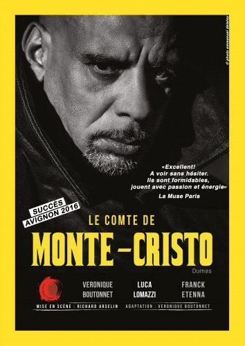 Le comte de Monte-Cristo, A. Dumas, Cie des Âmes Libres.