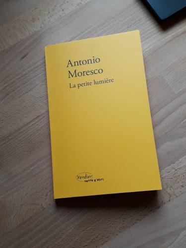 La petite lumière, Antonio Moresco