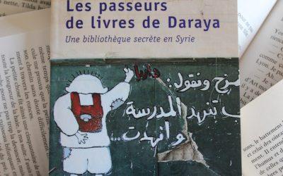 Les passeurs de livre de Daraya, Delphine Minoui