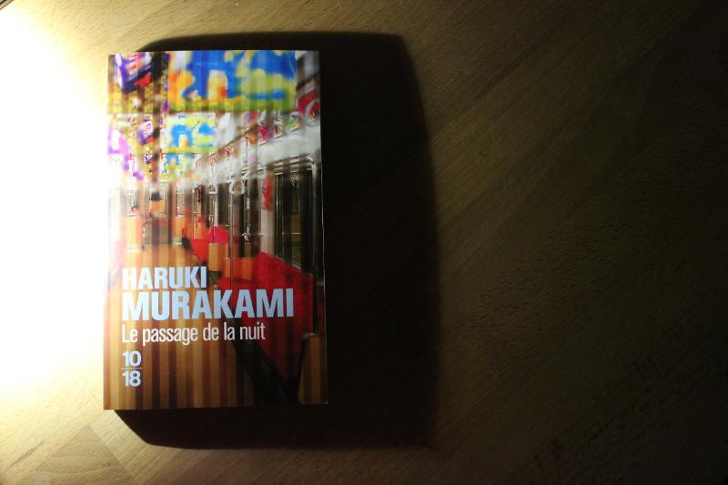 Le passage de la nuit, Haruki Murakami