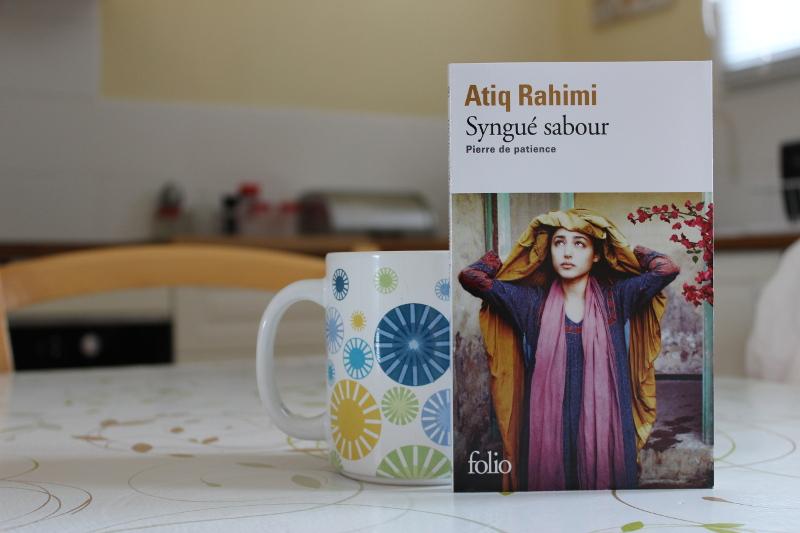Syngué sabour, Atiq Rahimi