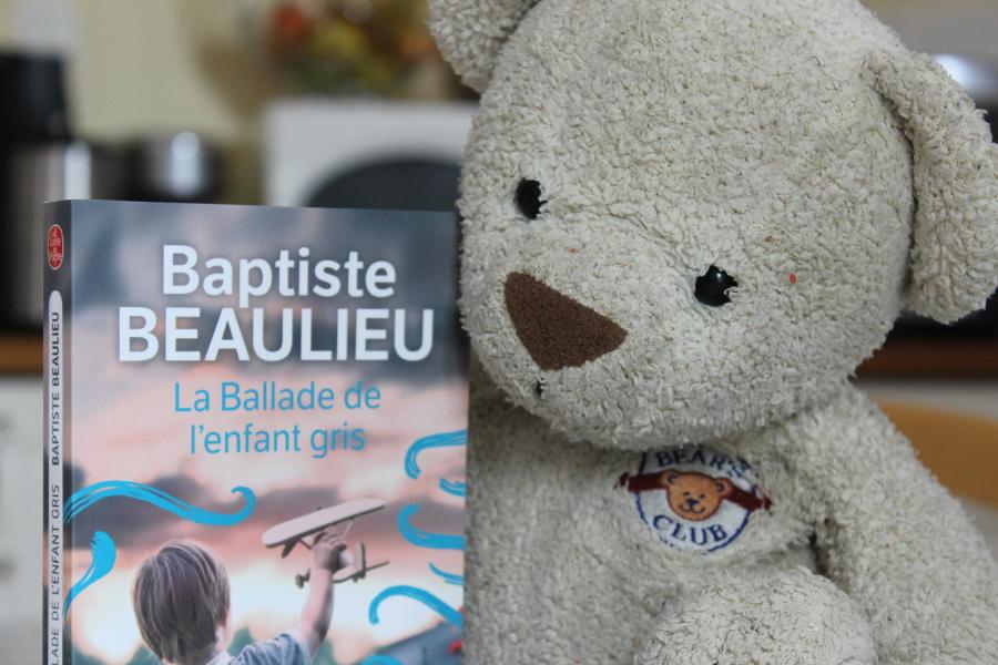 La ballade de l'enfant gris, Baptiste Beaulieu