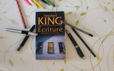 Ecriture, mémoire d'un métier. Stephen King