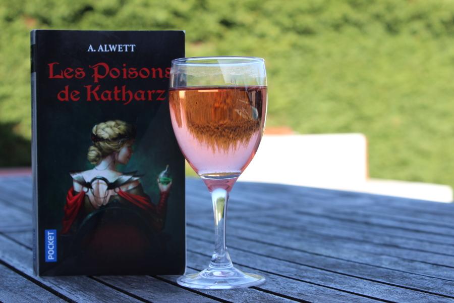 Les poisons de Katharz, Audrey Alwett