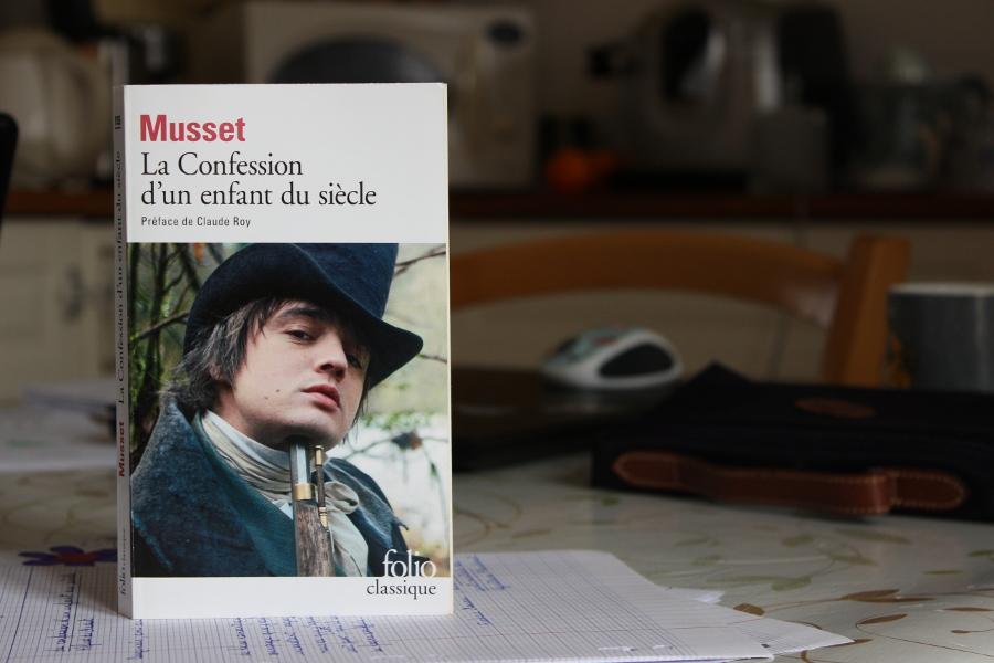La confession d'un enfant du siècle, Alfred de Musset