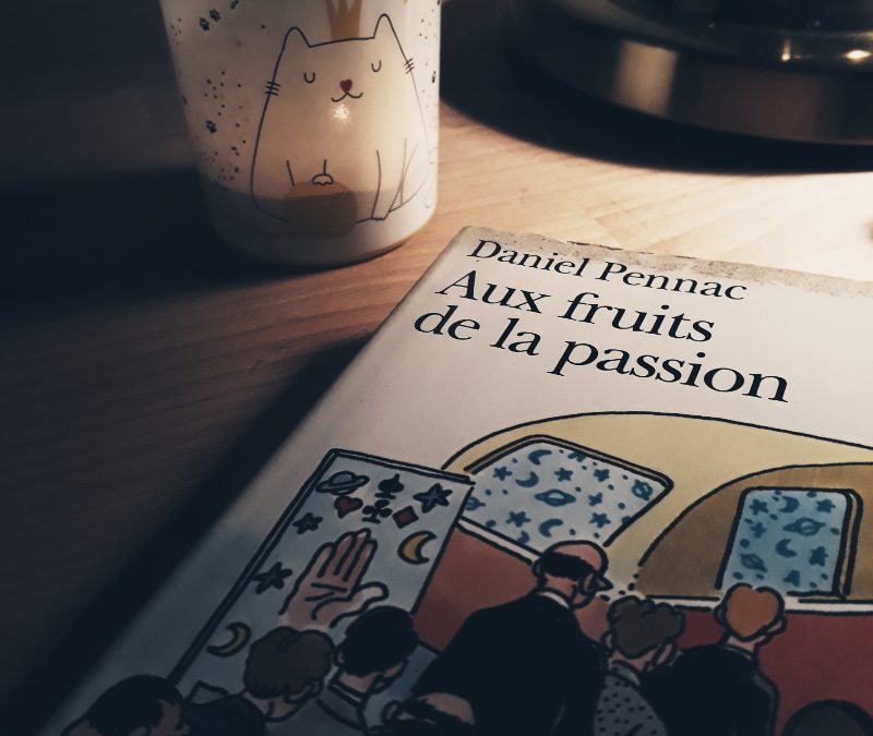 Aux fruits de la passion, Daniel Pennac