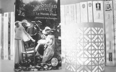 Le monde d'hier, Stefan Sweig