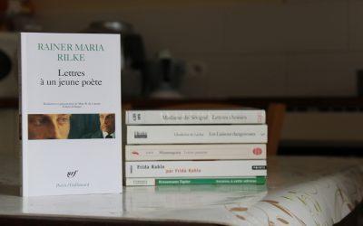 Lettres à un jeune poète, Rainer Maria Rilke