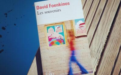 Les souvenirs, David Foenkinos